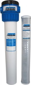 Aquios FS-220L Whole House Water Softener/Filter System.