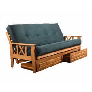 Most comfortable futon: St. Paul Furniture El Dorado.