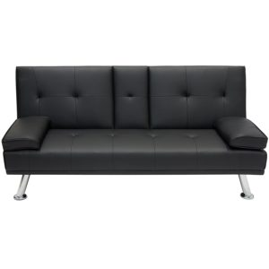 Best Choice Products Modern Entertainment Futon