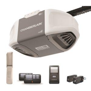Chamberlain C450 Smartphone-Controlled Durable Chain Drive.