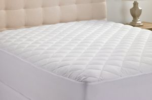 Hanna Kay Hypoallergenic Quilted Mattress Pad.