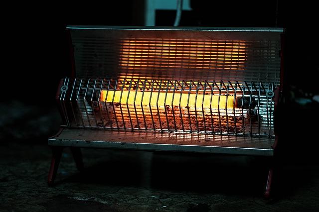 Garage heater.