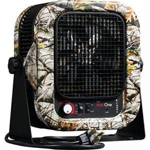 Best Garage Heater: Cadet Portable.