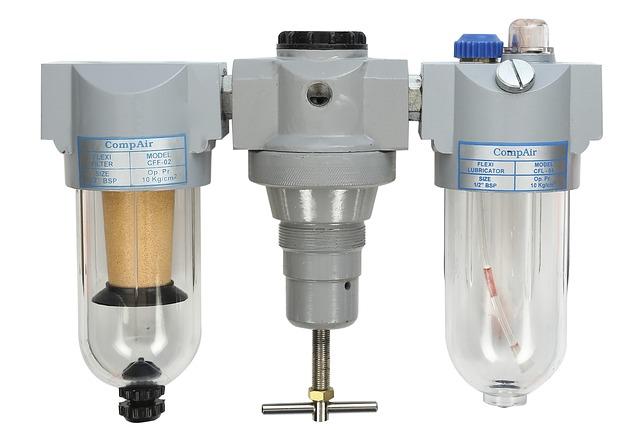 Pressure regulator.