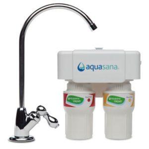 Aquasana 2-Stage.
