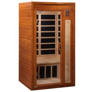 Dynamic Saunas Barcelona Infrared Sauna.