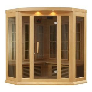 Dynamic Saunas Maxxus 'Reims'.