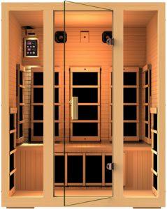 JNH Lifestyles Joyous Infrared Sauna.