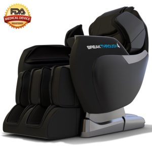 Best massage chair: medical breakthrough 4.