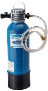 On The Go Portable Water Softener.