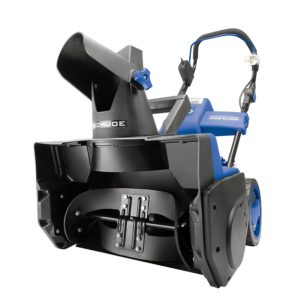 Snow Joe iON18SB Ion Cordless Single Stage Brushless Snow Blower with Rechargeable Ecosharp 40-volt Lithium-Ion Battery.
