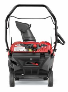 Troy-Bilt Squall 208cc 21-Inch Single Stage Gas Snow Thrower.