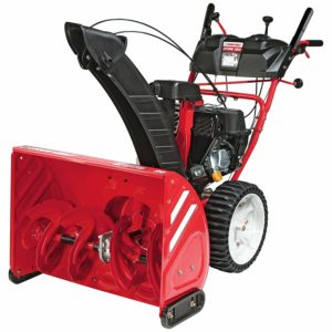 Troy-Bilt Storm 2890 243cc Electric Start 28-Inch Two-Stage Gas Snow Thrower.