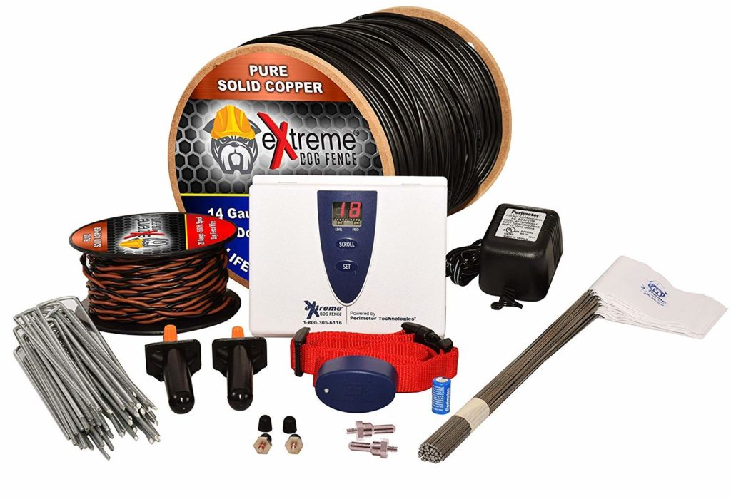 Best electric dog fence - Extreme Professional Grade.