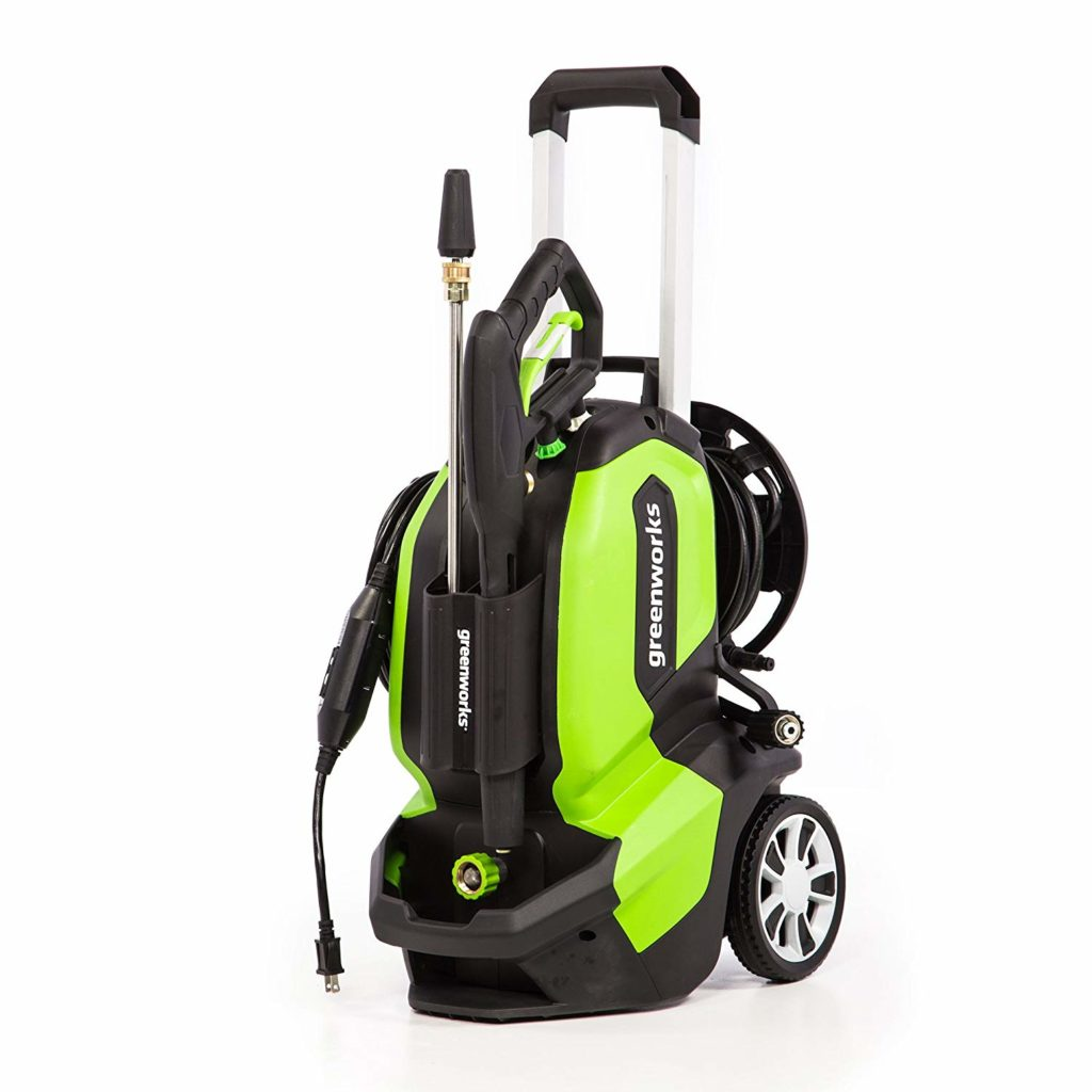 Review: Greenworks GPW2005 2000 PSI Pressure Washer