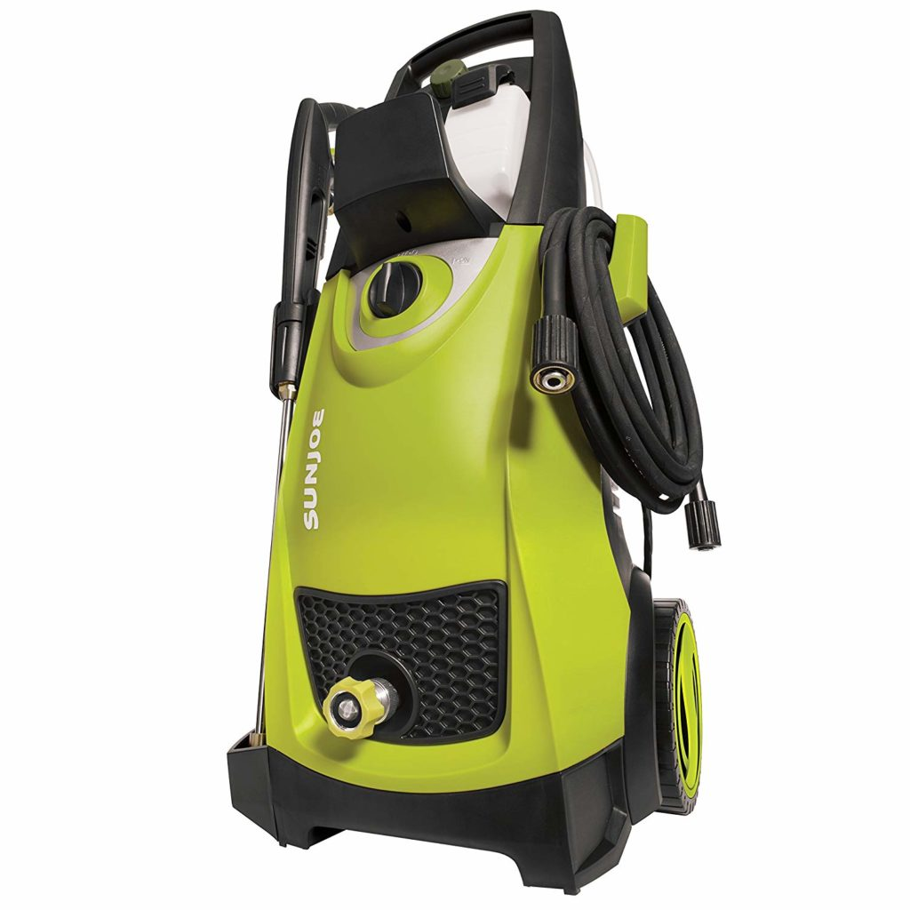 Best electric pressure washer overall: Sun Joe SPX3000.