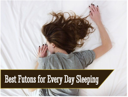 Best Futons for Everyday Sleeping featured image.