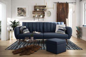 Best futon: Novogatz Brittany.