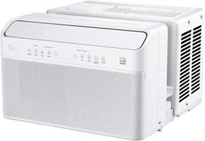 Quietest Window Air Conditioner: Midea U.