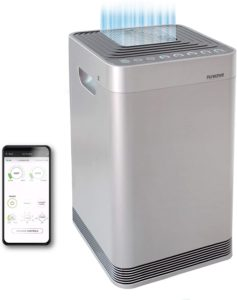 Best air purifier for smoke: NuWave Oxypure.