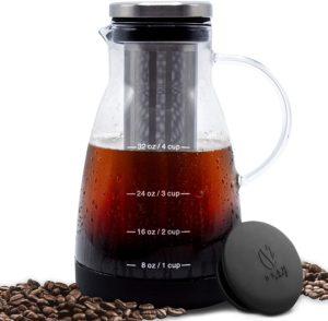 Bean Envy Cold Brew Coffee Maker.