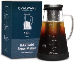 Ovalware RJ3 Cold Brew Maker.