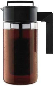 Takeya Deluxe Cold Brew Iced Coffee Maker.